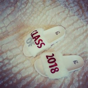 Customized Fur Slippers